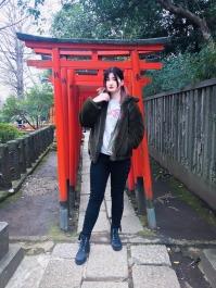 Daniela in Japan 3